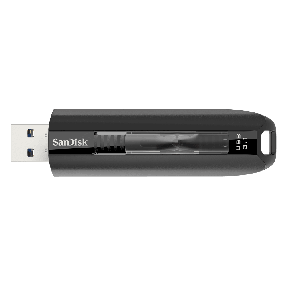 SanDisk extreme go USB 3.1 flash drive 64GB