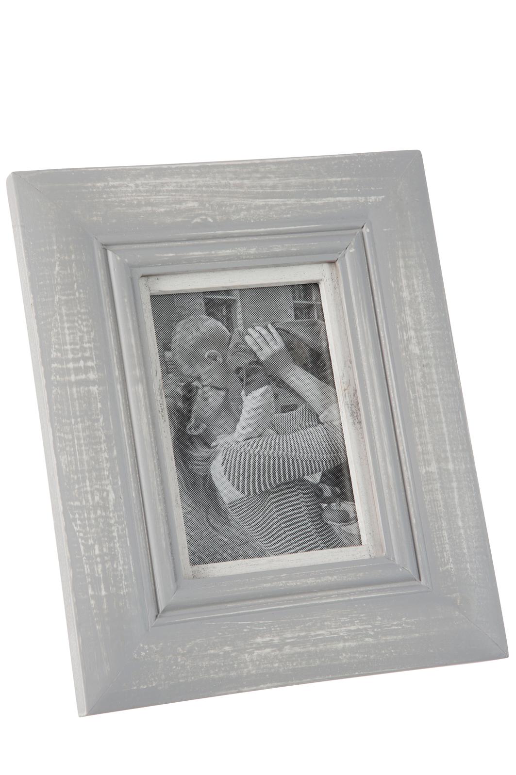 fotokader grijs met wit
