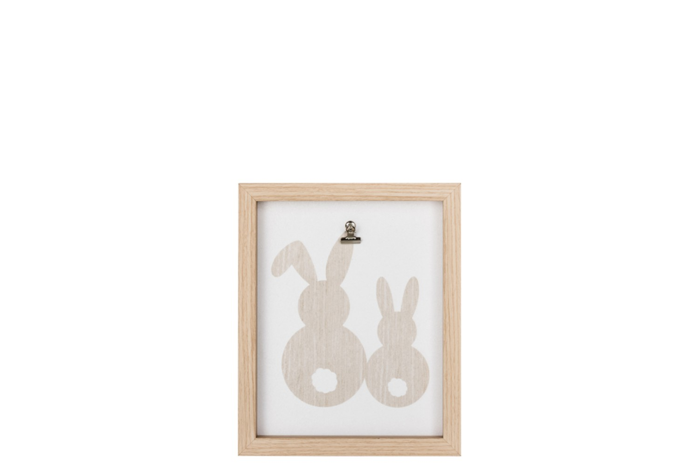 clip met konijntjes J83926