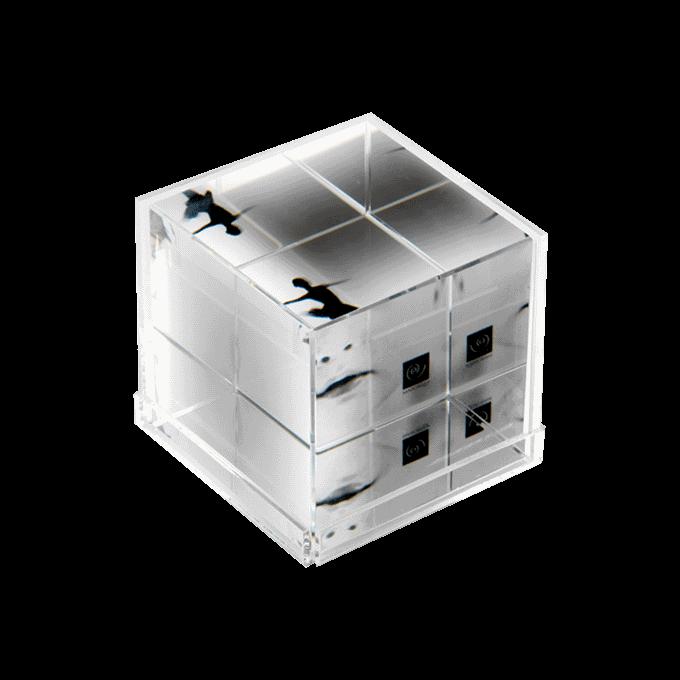 photocube transparant M345