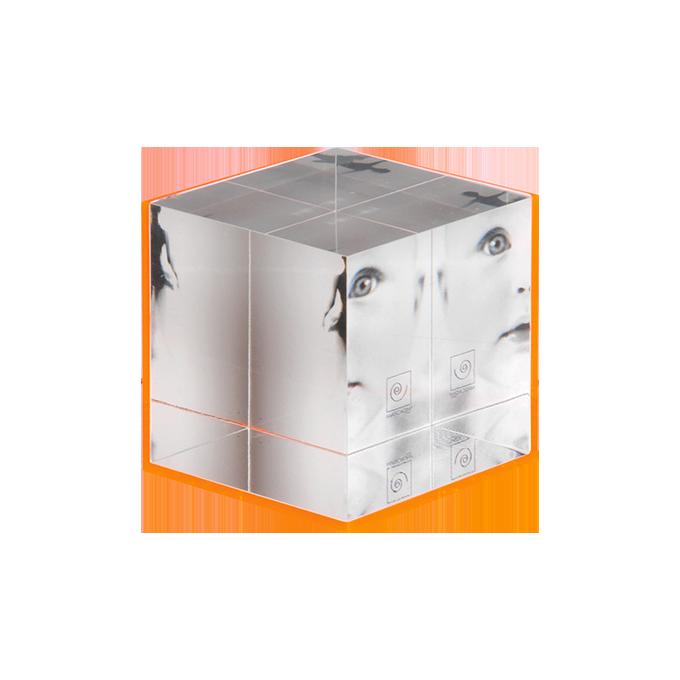 Photocube fluo oranje A850