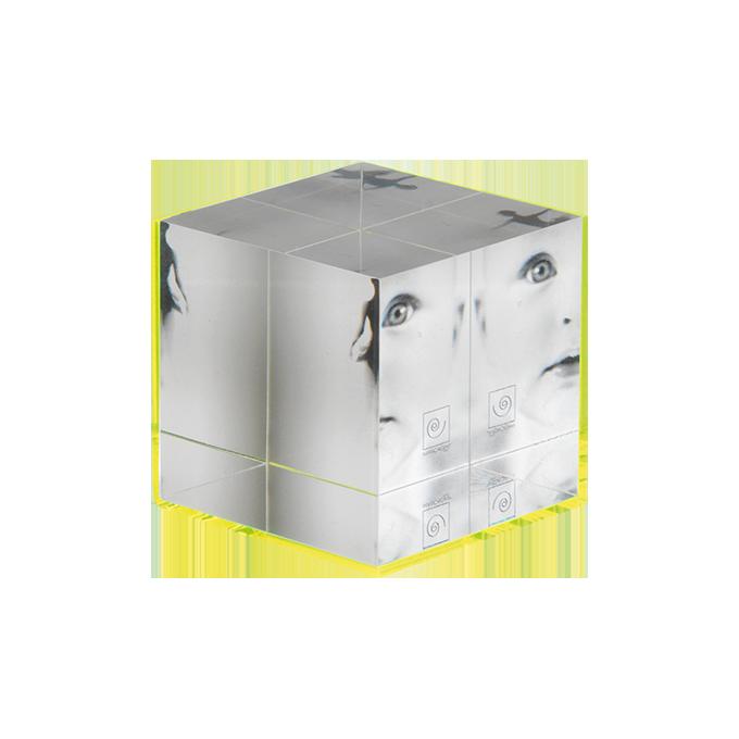 Photocube fluo groen A850