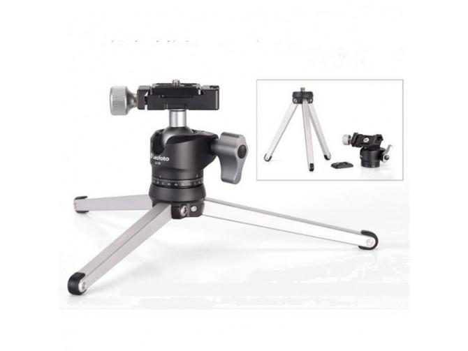 Leofoto mini statief MT01+LH-25 kit